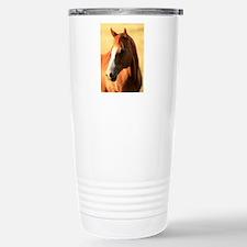 horse,1 Portrait Travel Mug