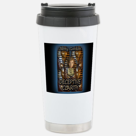 Deceptive Clarity Notec Stainless Steel Travel Mug
