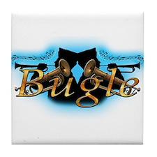 Bugle Tile Coaster