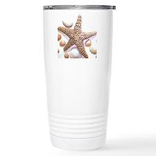 seashells Travel Coffee Mug
