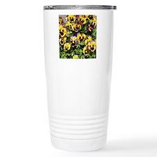 Fizzy Lemonberry Throw  Travel Coffee Mug
