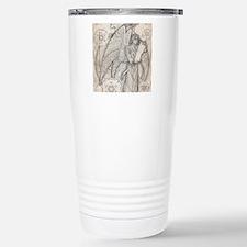 MetatronSquare Travel Mug