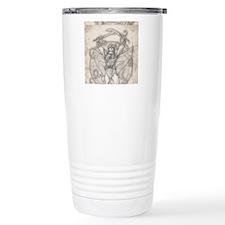 CamaelSquare Travel Mug