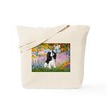 Garden & Tri Cavalie Tote Bag
