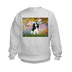 Garden & Tri Cavalie Kids Sweatshirt