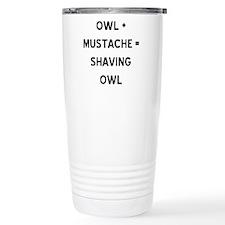 owl.gif Travel Mug