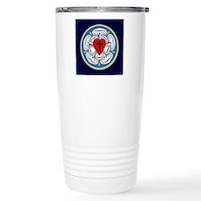 Luther Seal Tile 2 Travel Mug