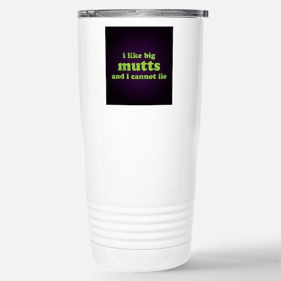 bigmuttssq Stainless Steel Travel Mug