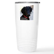 Puppy head image Travel Mug
