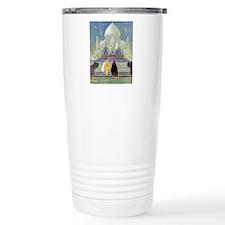 Rosette Notecard Travel Mug