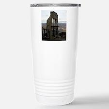 Ghost Town remains Travel Mug