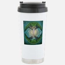 animamunditreelogowwwfi Stainless Steel Travel Mug