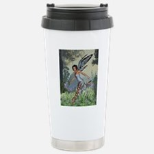 Bluebell Fairy Stainless Steel Travel Mug