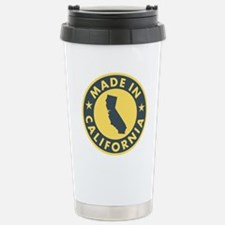 Made-In-Califotnia Travel Mug