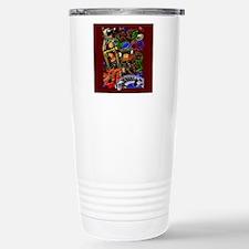 2-Royal Flush Games of  Travel Mug