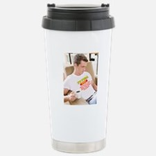Toyoda Man Stainless Steel Travel Mug