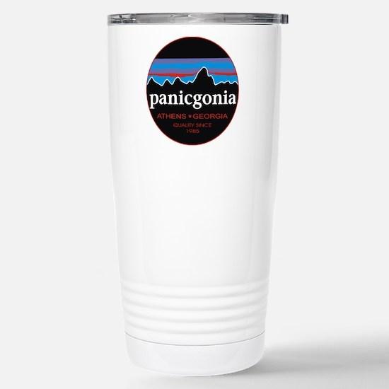 PANICGONIA Stainless Steel Travel Mug
