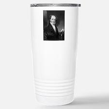 Martin Van Buren by E W Stainless Steel Travel Mug