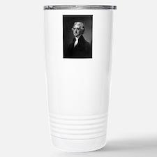 Thomas Jefferson by HB  Travel Mug