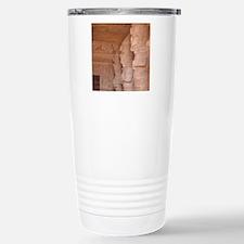 abusimbel Stainless Steel Travel Mug