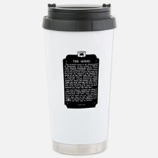 Hodag Historical Marker Travel Mug