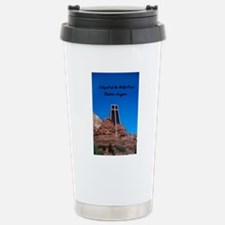 2-Chapel of the Holy Cr Stainless Steel Travel Mug