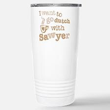 dutchsawyer_dark Thermos Mug