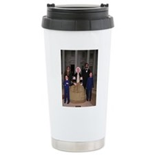 Lincoln Family Travel Mug