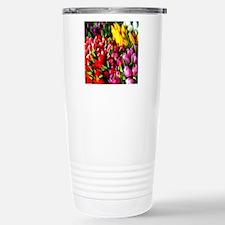 Bodega Tulips Tote Stainless Steel Travel Mug