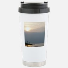 Sea of Galilee At Daybr Stainless Steel Travel Mug