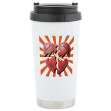 4 hearts Travel Mug