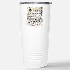 Crowzetta 10x10 Apparel Stainless Steel Travel Mug
