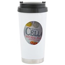 PEACH WINE CIRCLE Travel Mug