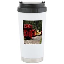 (15s) caboose line Travel Mug