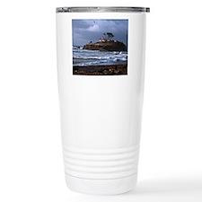 (14) battery point ligh Travel Mug
