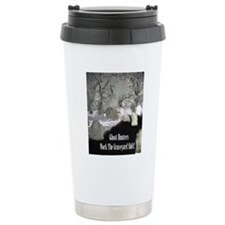 Grave yard shiftbook Travel Mug