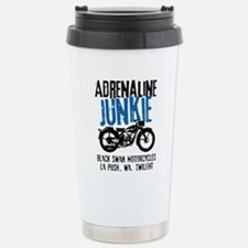 Adrenaline Junkie Stainless Steel Travel Mug
