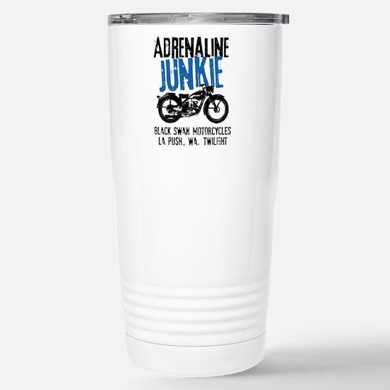 Adrenaline Junkie Stainless Steel Travel Mug