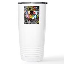 2-letter_shirt Travel Mug