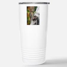 note card-front tall Travel Mug