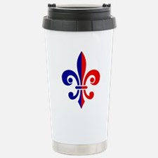 Lily of France Travel Mug