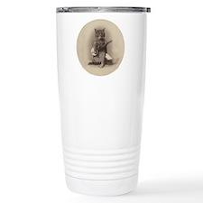 Cat_button Travel Mug