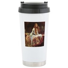 Lady of Shalott Keepsak Thermos Mug