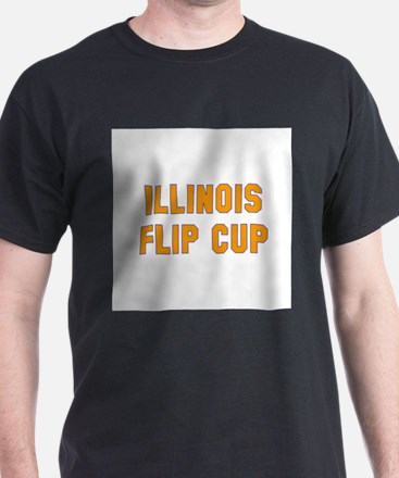 Illinois Flip Cup T-Shirt
