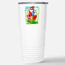 2-easter basket Travel Mug
