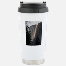 Yosemite Fire Fall Travel Mug