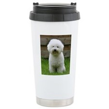bichon-frise-0126 Travel Mug