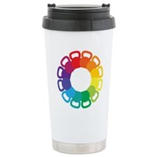 color_wheel_bells Travel Mug