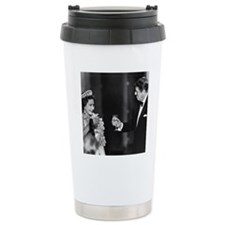 ART COASTER Reagan QEII Travel Mug