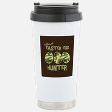 hunter_icon Stainless Steel Travel Mug